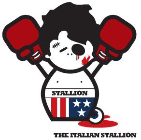The Italian Stallion by Uberpiglet