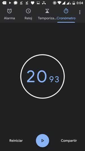 Tiempo de arranque de Lee con disco SSD