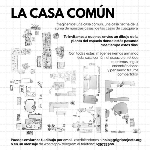 La casa común. Grigri Projects