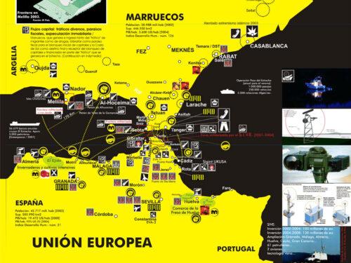 Cartografia Critica del Estrecho de Gibraltar Cartografia Critica del Estrecho de Gibraltar
