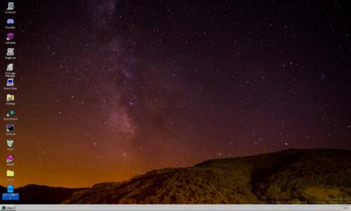 Captura de pantalla de windows96.net