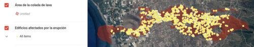 Captura de pantalla de Google My Maps